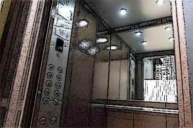 Речь для лифта