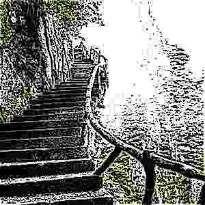 Лестница узнавания Ханта