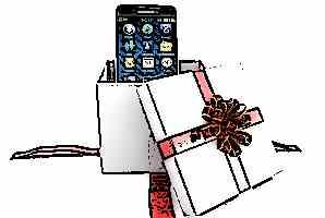 Брендированные акционные телефоны