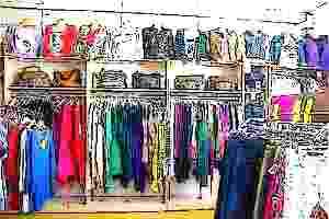 Техника продаж одежды