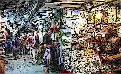 Приемы и методы продаж на вещевом рынке