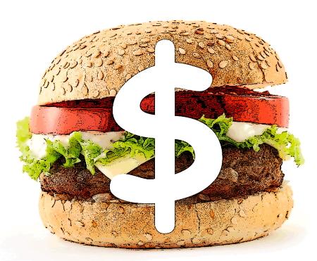Продать бургер за 5000 долларов!!! КАК РАБОТАЕТ МАРКЕТИНГ?
